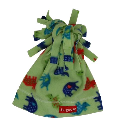 green safari fringe hat