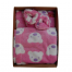 pink bear gift box
