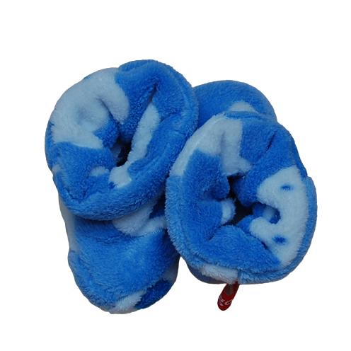 blue bear bootie