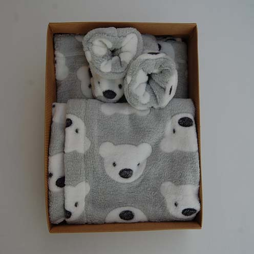 grey bear gift box