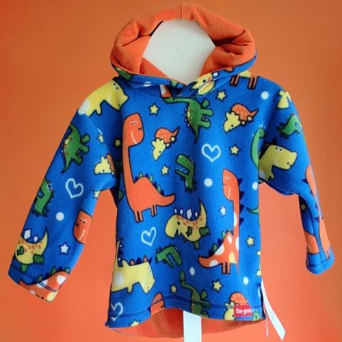 royal dino fleece