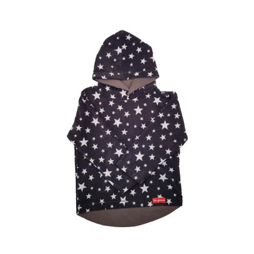 Black star fleece