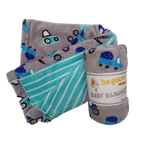 grey digger blanket