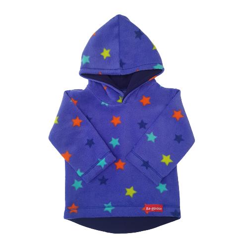 Indigo star fleece