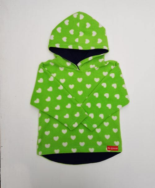 Green Heart fleece