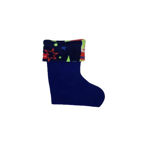 space wellie sock