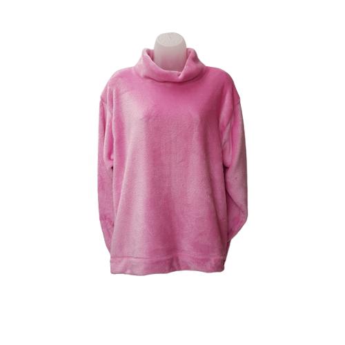 pink adult cuddle fleece